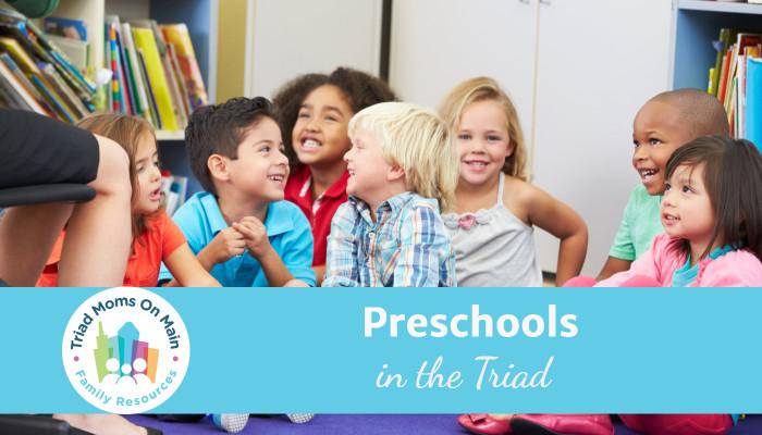 Triad Area Preschools